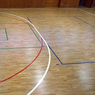 Паркетная доска Boen sport EIBASTSY Дуб boflex olympia