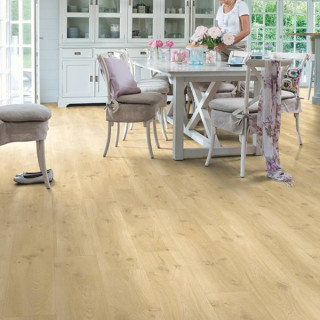 Винил Quick Step Balance Click Plus BACP40018 Дуб дрифт бежевый