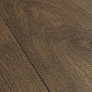 Винил Quick Step Balance Glue Plus BAGP40027 Дуб коттедж тёмно-коричневый