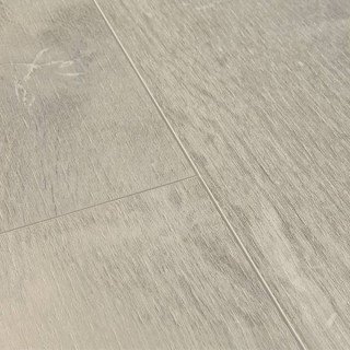 Винил Quick Step Pulse Glue Plus PUGP40083 Дуб песчаная буря теплый серый